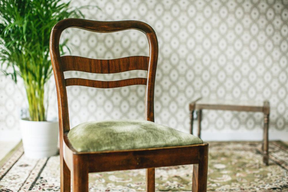 krzesło retro PRL