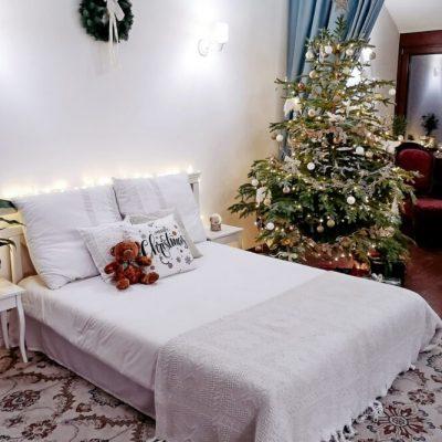 wystrój świąteczny w domu